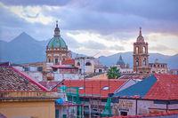 Palermo in Sicily