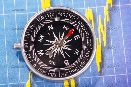 Compass and stock price