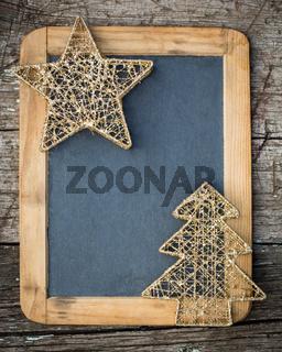 Xmas holidays card