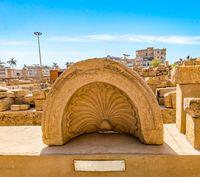 Excavations in Karnak Temple