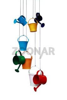 Hang Watering Can