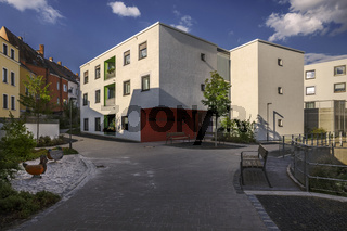 Stadt Selb - Moderne Wohnanlage in der Altstadt