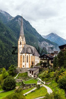Heiligenblut - village in the Austrian Alps