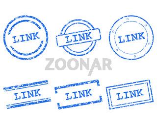 Link Stempel - Link stamps