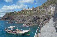 Manarola,Cinque Terre,italian Riviera,Liguria,mediterranean Sea,Italy