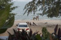 THAILAND PHETCHABURI CHA AM BEACH