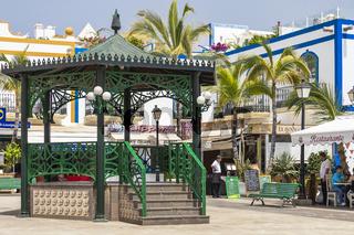 Puerto de Mogan auf der kanarischen Insel Gran Canaria
