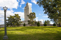 Louisiana State Capital Building Baton Rouge USA