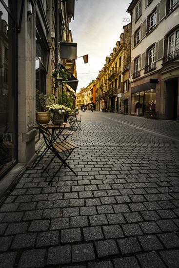 Strasbourg Old Town Street