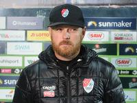 Assistant coach Andreas Pummer Türkgücü Munich DFB 3rd league season 2020-21
