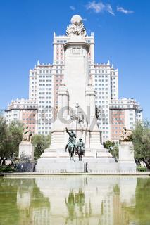 Plaza Espana Madrid