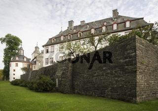 Schloss Berleburg, Bad Berleburg, Wittgensteiner