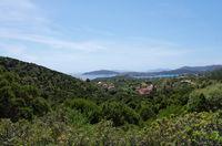 View of the Tuerredda Bay - Sardinia