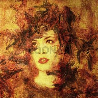 Die Löwenfrau