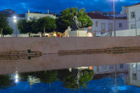 Skyline monument Henry Navigator Lagos