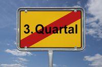 3. Quartal | 3. Quartal (3rd quarter)