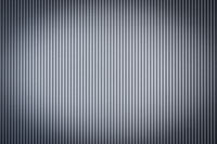 Gray corrugated Metal Sheet Wall Background with nice spotlight vignette