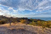 awesome landscape of Antsiranana Bay, Madagascar