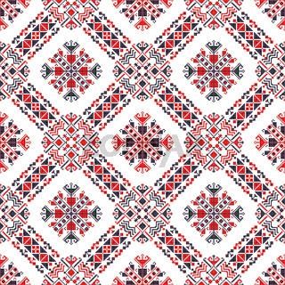 Romanian traditional pattern 178