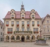 Townhall Sigmaringen