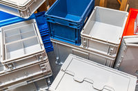 Transport Crates Boxes