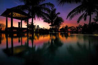 Tropical swimmingpool