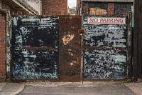 Sign: No Parking