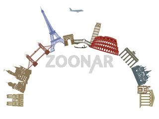 Europa und reisen.eps