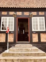 The smallest town hall in the world,