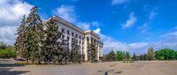 Odessa Trade Unions building