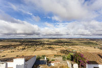 landscape near of Monsaraz, Alentejo, Portugal