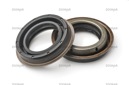 Pair of car oil seal