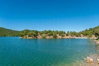 Lake Saint-Cassien bei Montauroux