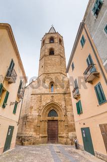 Alghero Catherdral in Sardinia, Italy