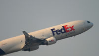 Fedex Express departure