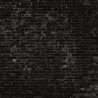 Black brick wall texture