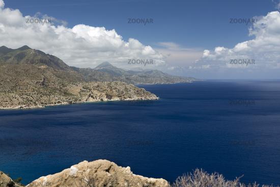Karpathos Island, West Coast, Greece