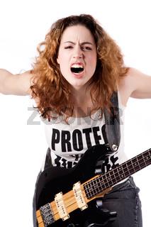 Feeling rockin