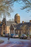Cityscape of Zutphen Netehrlands