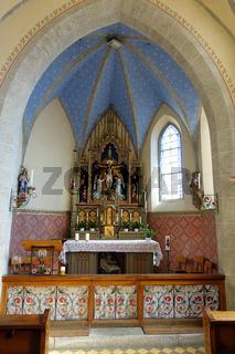 Kirche zur Heiligen Dreifaltigkeit in Vellau
