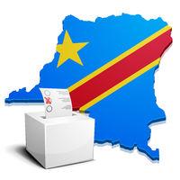 ballotbox DR Congo