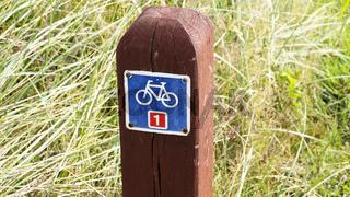 Nationalpark in Dänemark Radweg