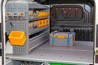 Transport Box Van