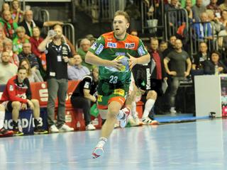 Albin Lagergren, SC Magdeburg, Liqui Moly HBL, Handball-Bundesliga Saison 2019-20