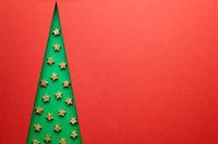 Christmas Tree Minimal Concept