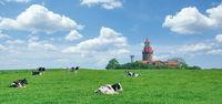 Lighthouse of Bastorf,baltic Sea,Germany