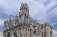 The Expiatory Temple of the Sacred Heart of Jesus in Leon, Guanajuoto, Mexico