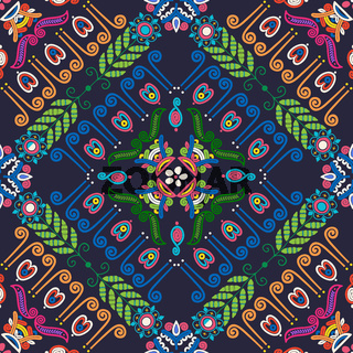 Hungarian embroidery pattern 76