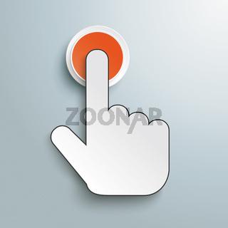Click Hand Push Button PiAd