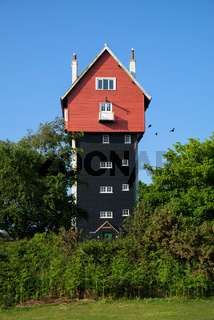 The House in the Clouds Building in Thorpeness
